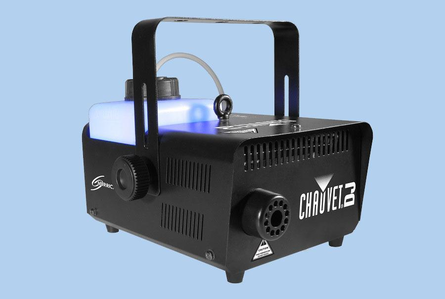 Chauvet DJ Hurricane 1101 Fog Machine Review