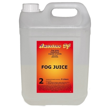 Medium Fog Juice
