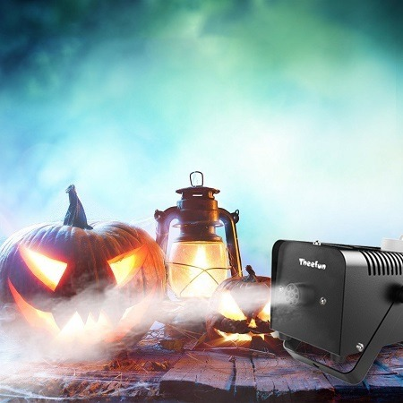 Theefun 400-Watt Portable Fog Machine
