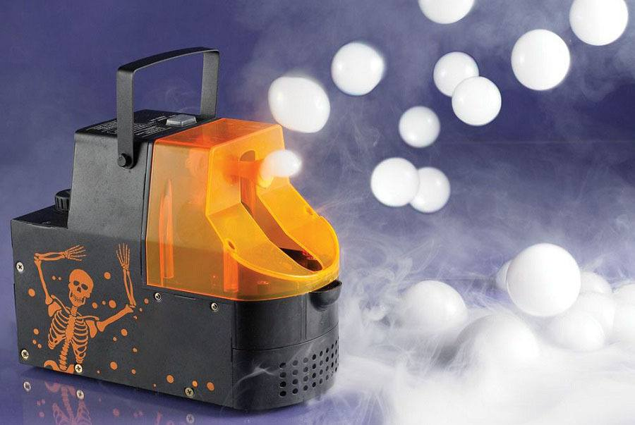 The Guide To Bubble Fog Machines