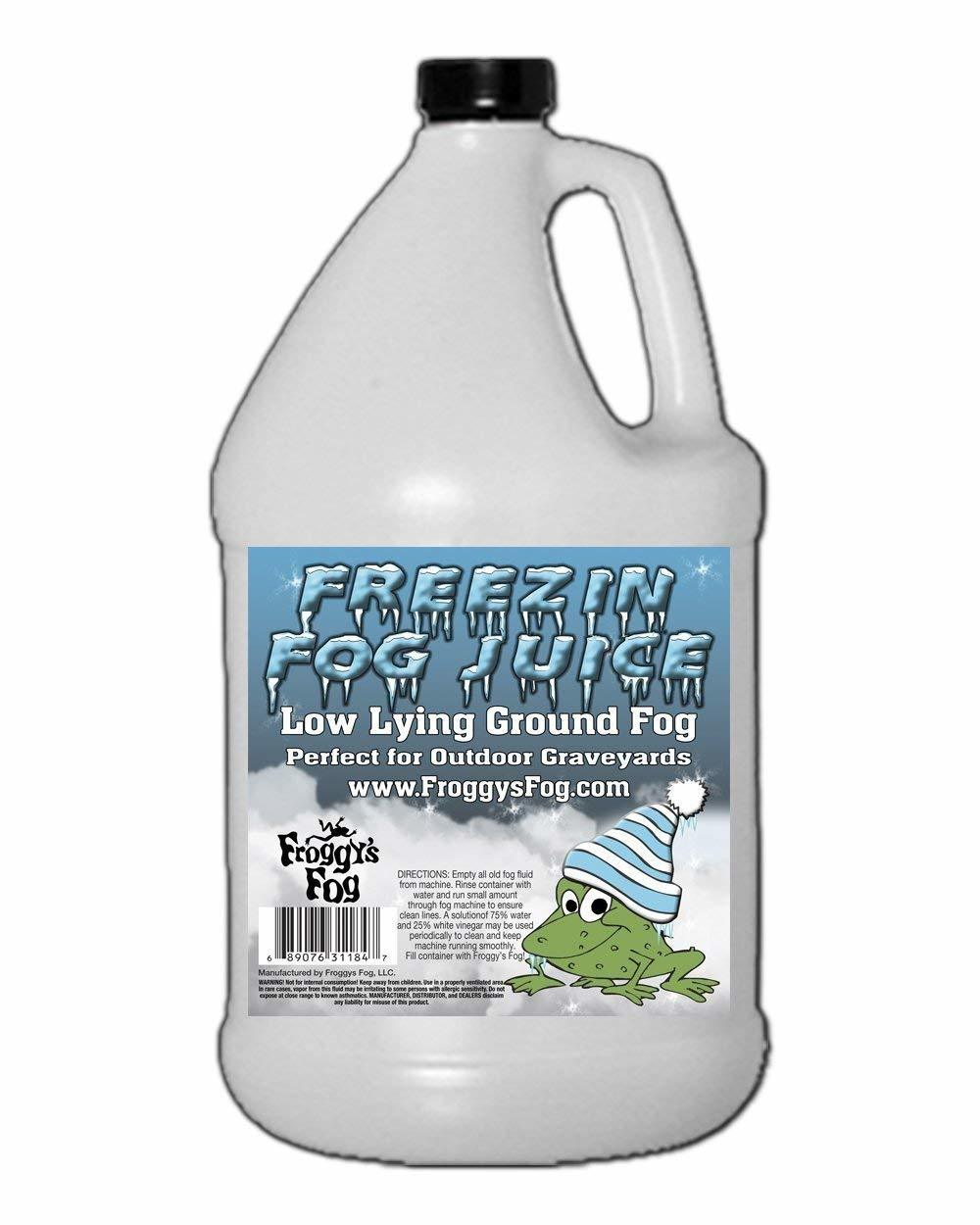 Freezin Fog Outdoor Low Lying Ground Fog Review