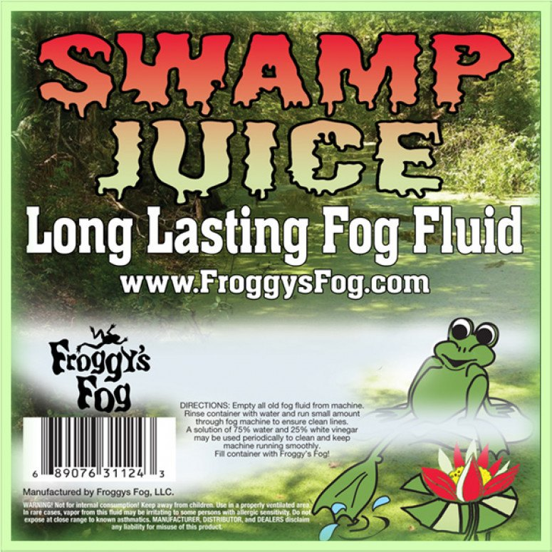 Froggy's Fog Fog Fluid Review