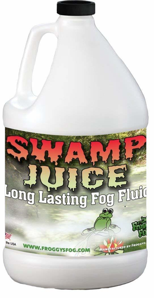 Froggys Fog - Swamp Juice Review