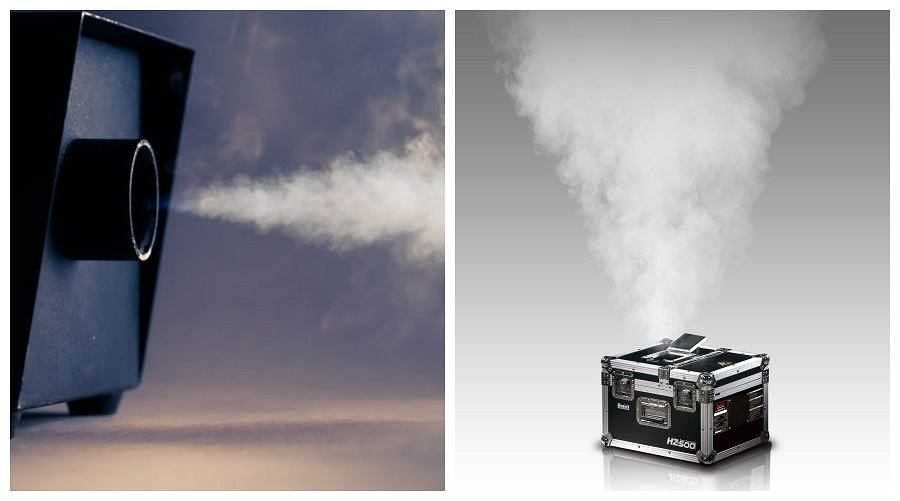 The Difference Between A Fog Machine Vs Haze Machine