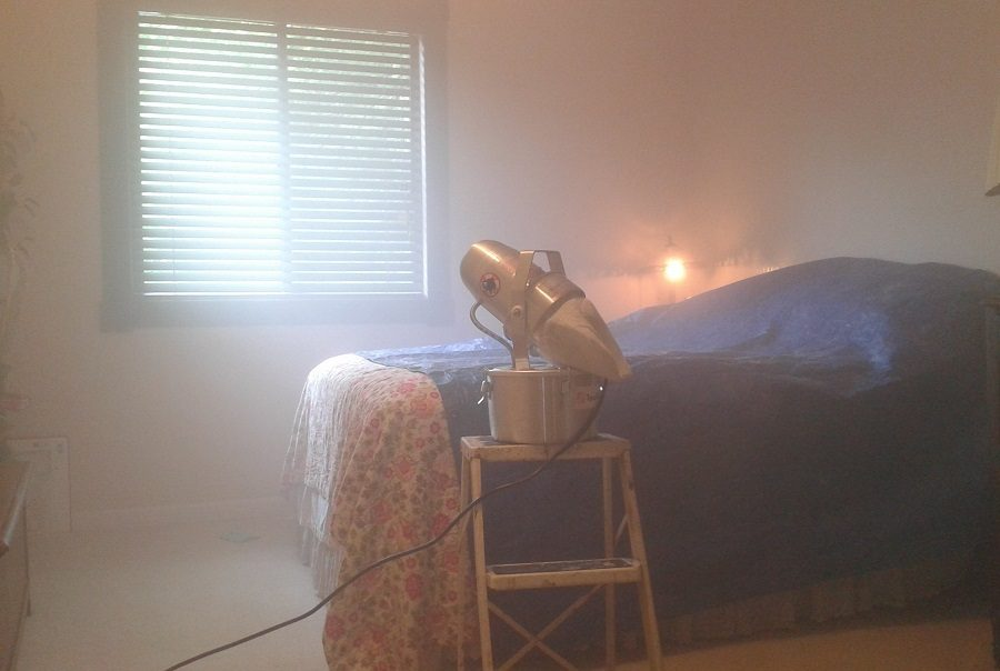 How To Use A Fog Machine Inside A House