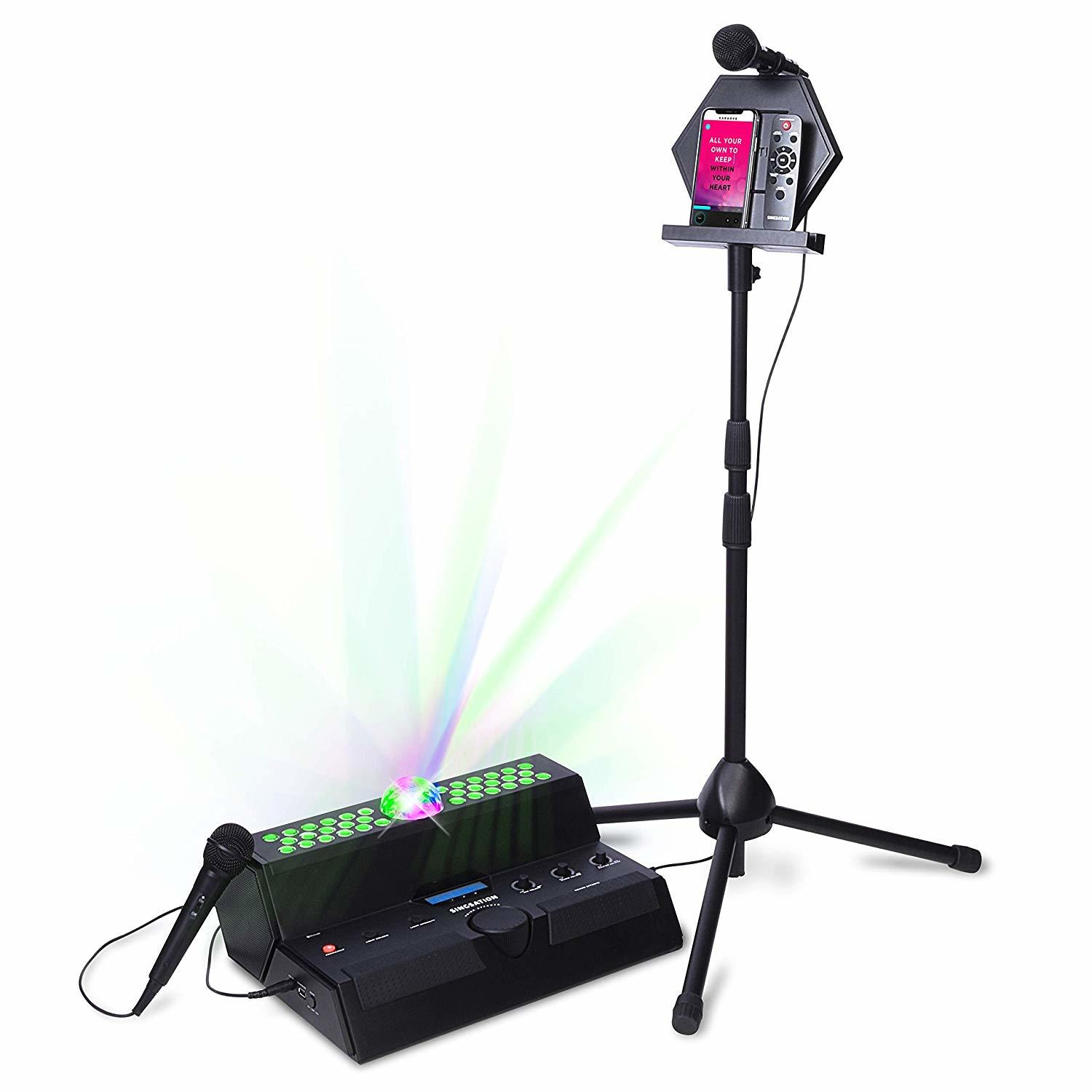 Singsation Karaoke Machine Review