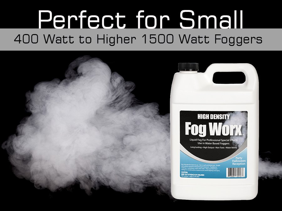 FogWorx Fog Machine Fluid