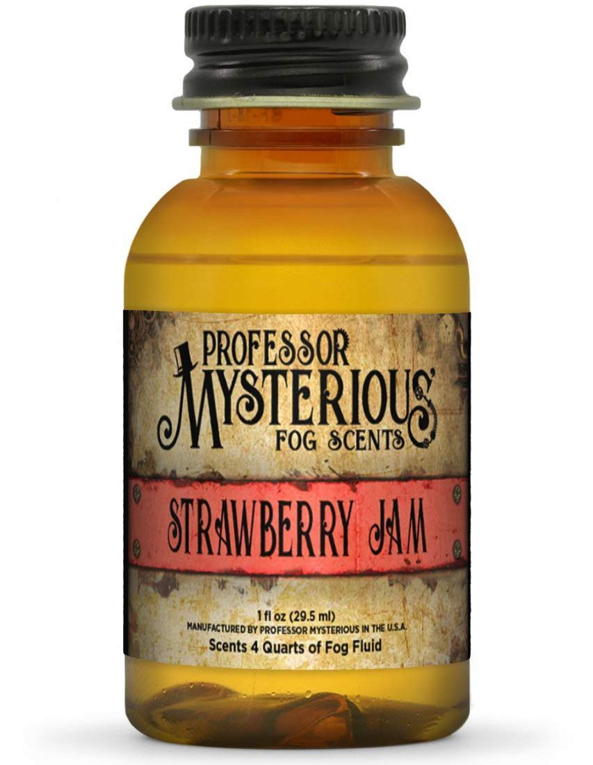 professor mysterious fog scent