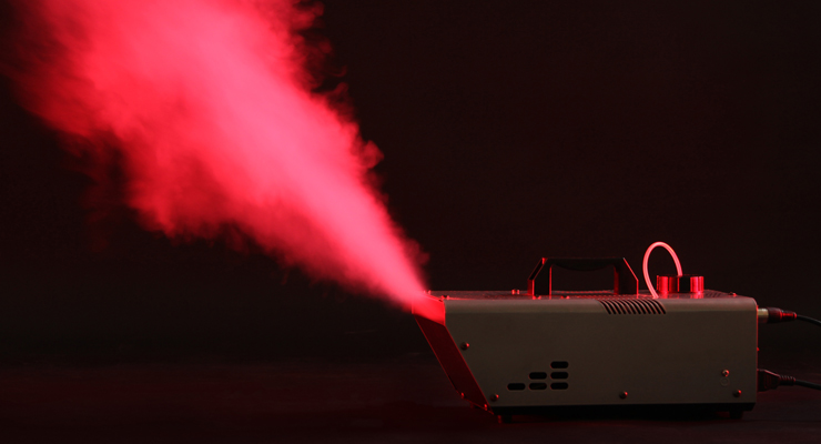 The Benefits of Portable Fog Machines