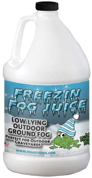Best Fog Juice – Freezin Fog