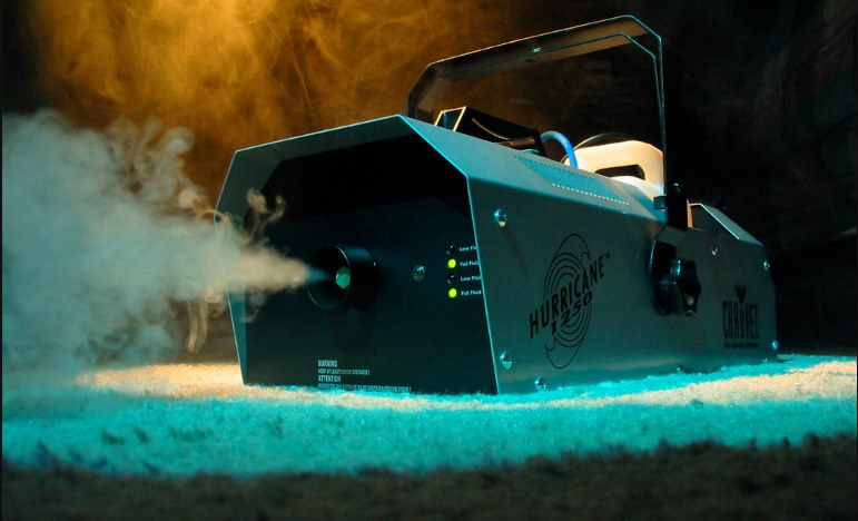 what to do if fog machine not working
